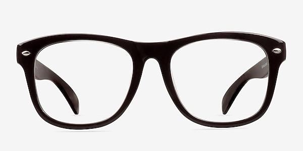 Myrtle Purple Plastic Eyeglass Frames