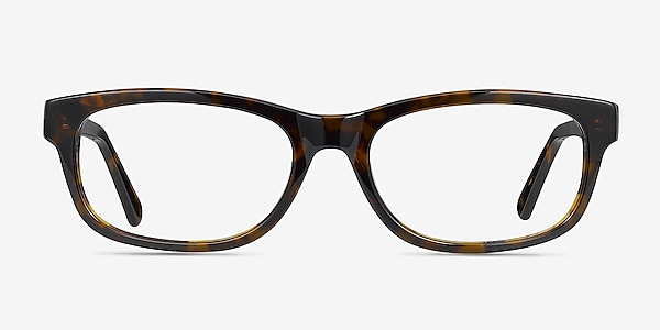 Presley Brown Acetate Eyeglass Frames