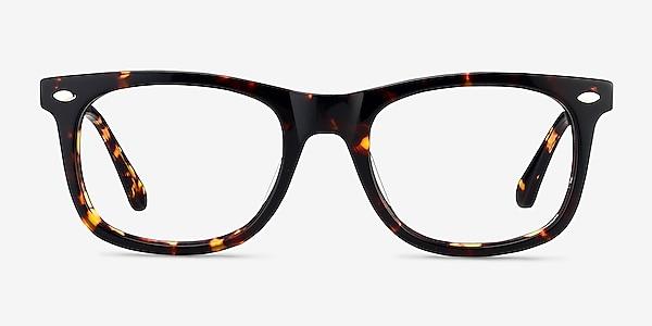 Sam Tortoise Acetate Eyeglass Frames