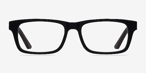 Emory Black Acetate Eyeglass Frames