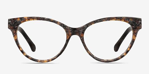 Jane Birkin Brown/Tortoise Acetate Eyeglass Frames