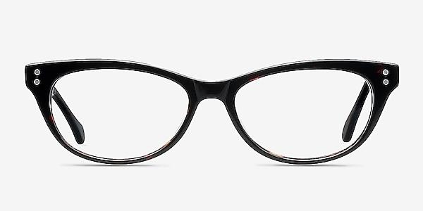 Monica Brown/Tortoise Acétate Montures de lunettes de vue