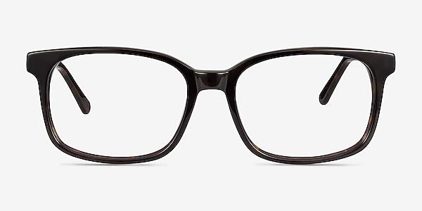 Claudia Brown/Tortoise Acetate Eyeglass Frames