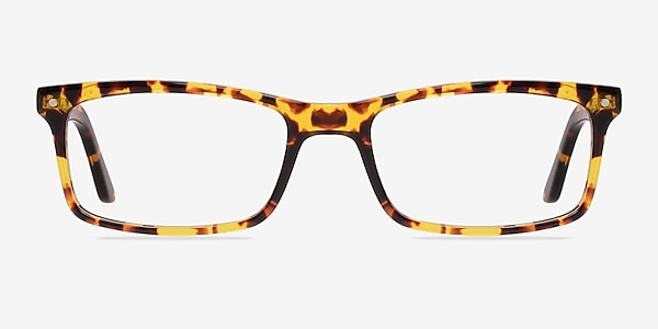 Mandi Tortoise Acetate Eyeglass Frames