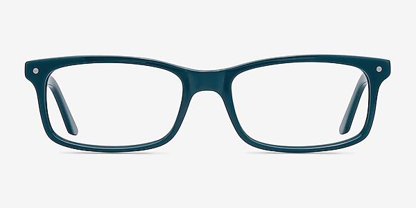 Mandi Teal Acetate Eyeglass Frames