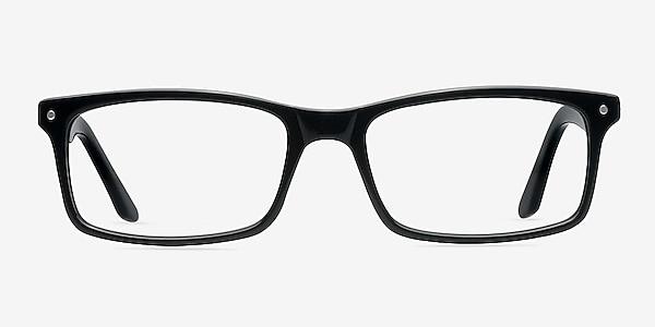 Mandi Black Acetate Eyeglass Frames