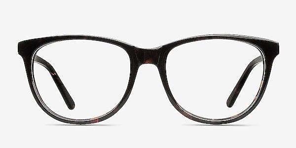 Anahi Brown/Tortoise Acétate Montures de lunettes de vue