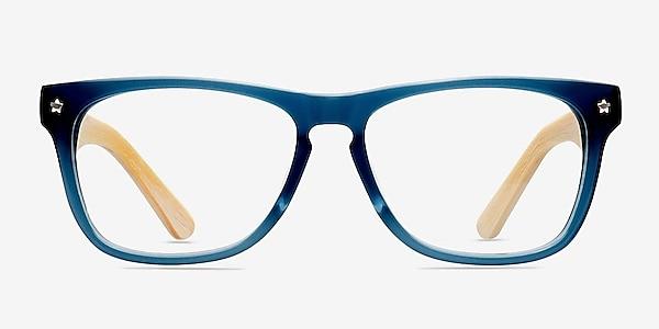 Indian Creek Bleu Acétate Montures de lunettes de vue