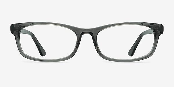 Opal Gray Acetate Eyeglass Frames