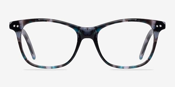 Almost Famous Nebular Blue Acétate Montures de lunettes de vue