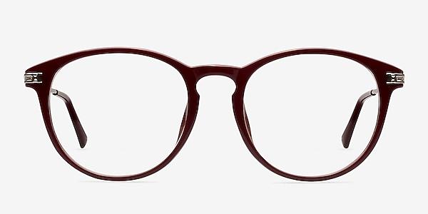 Muse Rouge Plastic-metal Montures de lunettes de vue