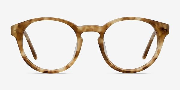 Jade Tortoise Acetate Eyeglass Frames