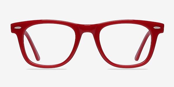 Blizzard Raspberry Acetate Eyeglass Frames
