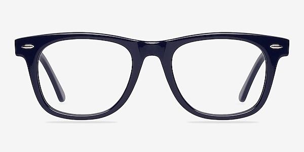 Blizzard Navy Acetate Eyeglass Frames