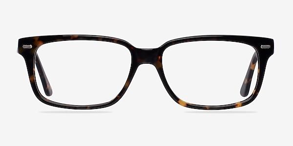 John Écailles Acétate Montures de lunettes de vue