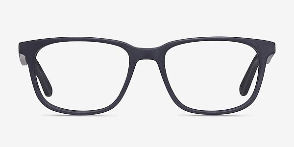 Bristol Matte Navy Acetate Eyeglass Frames