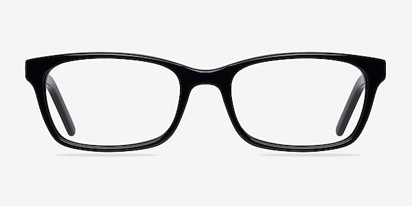 Mesquite Noir Acétate Montures de lunettes de vue