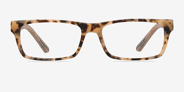 Cambridge Matte Tortoise Acetate Eyeglass Frames