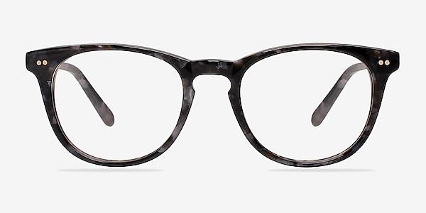 Flume Gray/Floral Acétate Montures de lunettes de vue