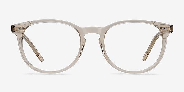 Aura Champagne Acetate Eyeglass Frames