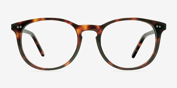 Aura Warm Tortoise Acétate Montures de lunettes de vue