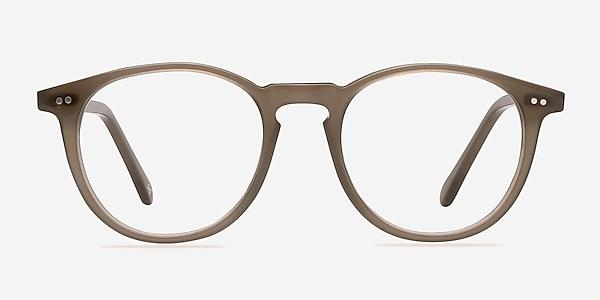 Prism Taupe Acétate Montures de lunettes de vue