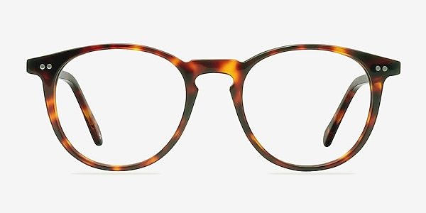 Prism Warm Tortoise Acétate Montures de lunettes de vue