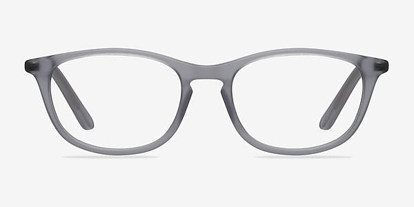Valentin Clear/Gray Acetate Eyeglass Frames