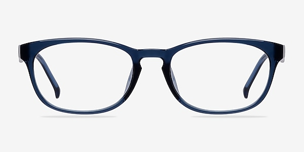 Drums Blue Plastic Eyeglass Frames