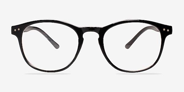 Instant Crush Clear/Black Plastique Montures de lunettes de vue