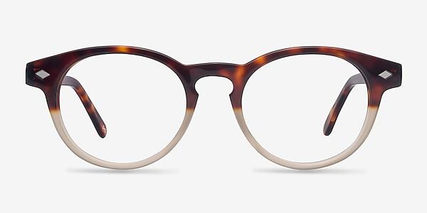 Concept Macchiato Tortoise Acétate Montures de lunettes de vue