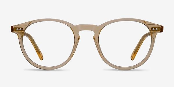 Kyoto  Clear Yellow  Acétate Montures de lunettes de vue
