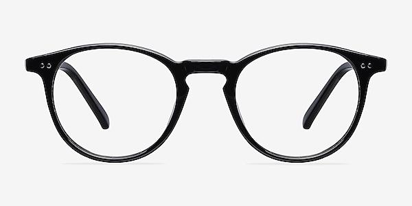 Kyoto  Black  Acetate Eyeglass Frames