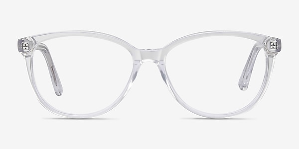 Hepburn Transparence Acétate Montures de lunettes de vue