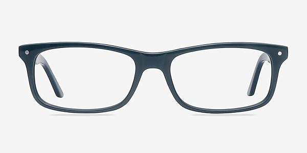 Mandi Teal Acétate Montures de lunettes de vue