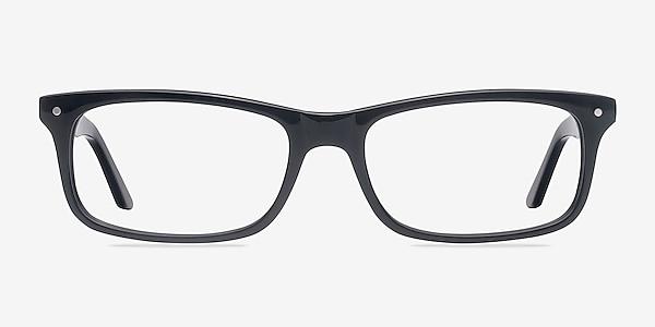 Mandi Noir Acétate Montures de lunettes de vue