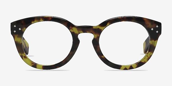 Morla Tortoise Acetate Eyeglass Frames