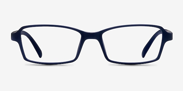 Ricki Matte Navy Plastic Eyeglass Frames