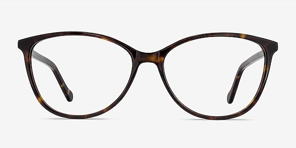 Charlize Tortoise Acetate Eyeglass Frames
