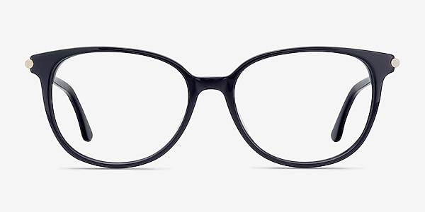Jasmine Navy Acetate Eyeglass Frames