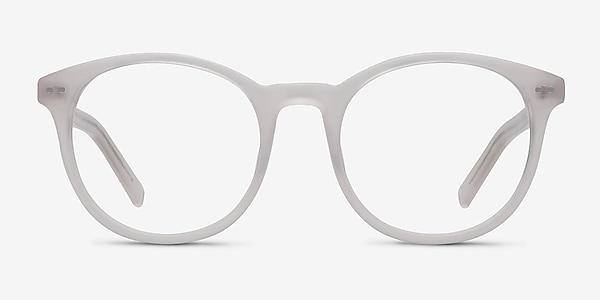 Primrose White Acetate Eyeglass Frames