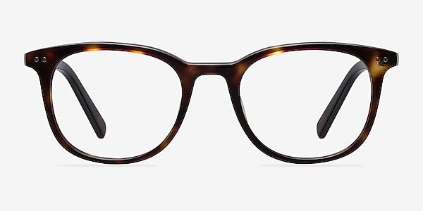 Demain Dark Tortoise Acetate Eyeglass Frames