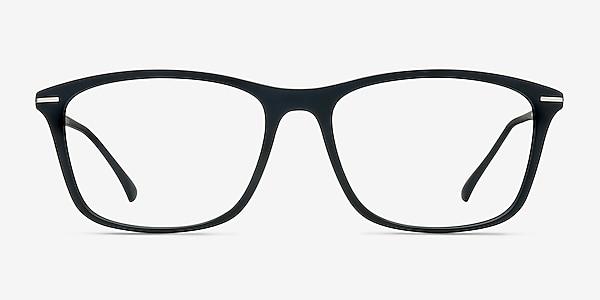 Thursday Black Plastic Eyeglass Frames