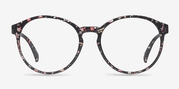 Delaware Floral Plastic Eyeglass Frames