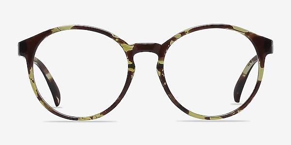 Delaware Tortoise Plastic Eyeglass Frames