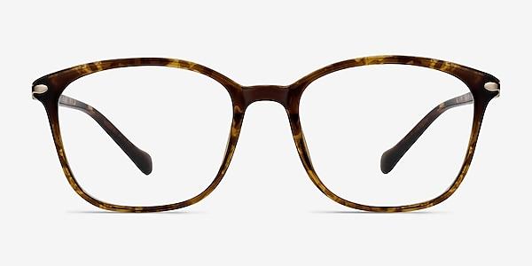 Nola Marron Plastique Montures de lunettes de vue