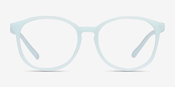 Dutchess Light Blue Plastique Montures de lunettes de vue