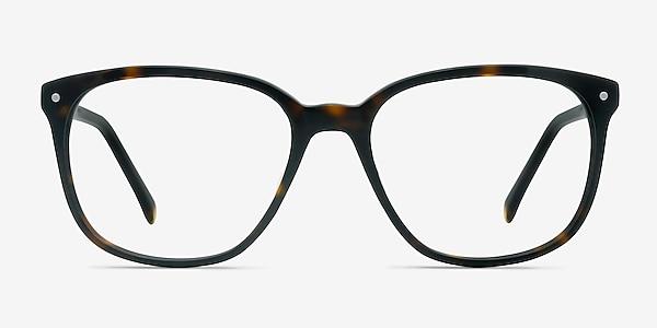 Lisbon Écaille Noire Acétate Montures de lunettes de vue