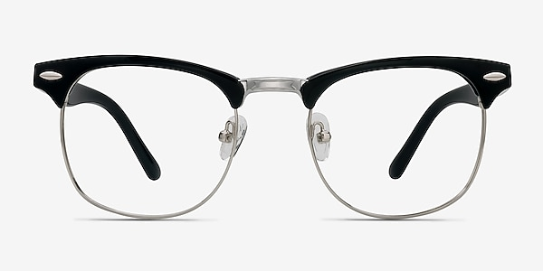 Little Coexist Black Plastic-metal Eyeglass Frames