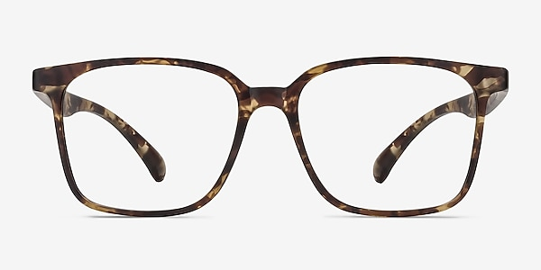 Magnus Matte Tortoise Plastic Eyeglass Frames